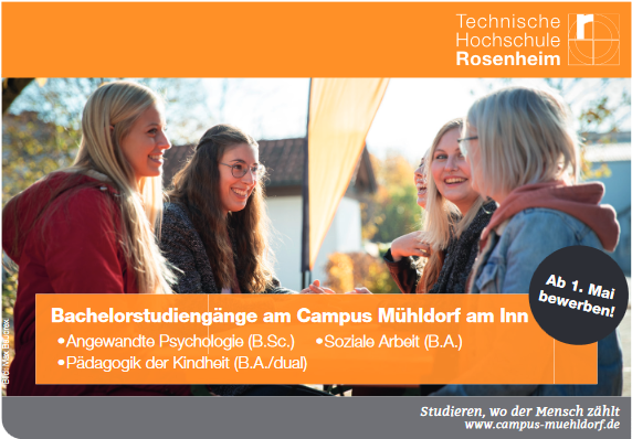 Rechenzentrum Technische Hochschule Rosenheim 12